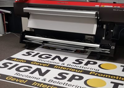 Banners Sign Spot
